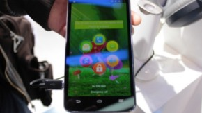 ZTE Grand Memo: 5,7 Zoll-Riesen-Smartphone im Hands-On [MWC 2013]