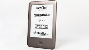 Tolino Shine: Deutsche E-Book-Reader-Antwort auf Kindle Paperwhite