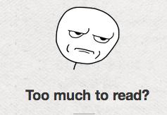 tldr.io fasst Online-Texte in 800 Zeichen zusammen