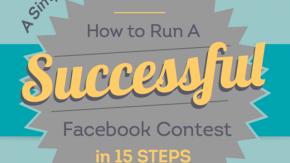 So gestaltest du das perfekte Facebook-Gewinnspiel [Infografik]