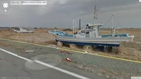 Google Street View: Blick in die Todeszone nach Fukushima-Katastrophe