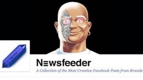 Newsfeeder: Facebook zeigt, wie gute Markenposts aussehen