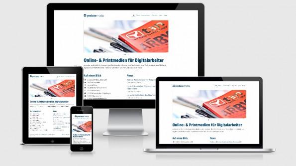 Mobile Publishing - Magazine cover
