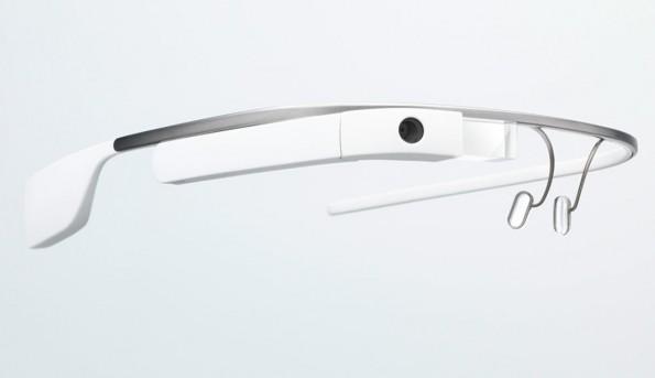 Für viele noch unbekanntes Terrain: Googles smarte Brille Google Glass.