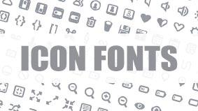 Icon-Fonts: 12 kostenlose Schriftarten für dein Projekt