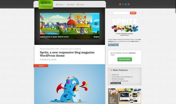 08_wordpress_theme_spritz