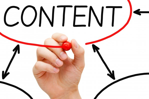 Der Fluch des Content Marketing. (Bildquelle: © Ivelin Radkov - Fotolia.com)