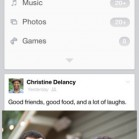 Facebook 6.0 - Newsfeed