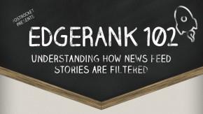 Facebook EdgeRank: So funktioniniert der Algorithmus im Detail [Infografik]