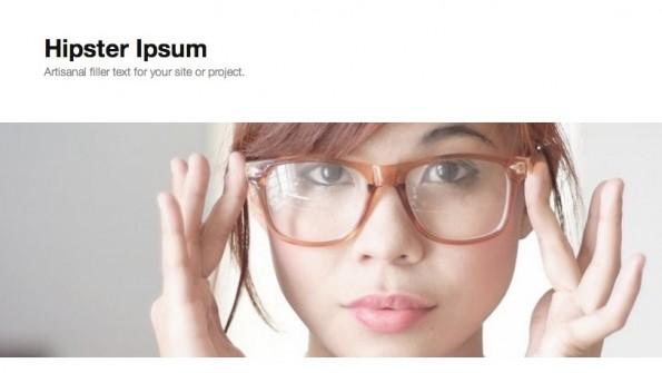 Lorem Ipsum Alternativen Hipster Ipsum