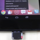 Mini MicroSD Reader-android