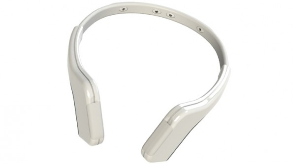 Das schicke Hightech-Headset von Muse. (Quelle: Interaxon.ca)