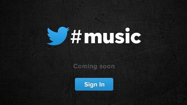 Der Start des Musikdienstes Twitter Music steht kurz bevor.