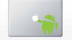 Notebook-Sticker von Pacman bis zum Android-Maskottchen