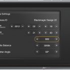 blackmagic pocket cinema camera back