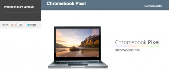 chromebook pixel google play deutschland