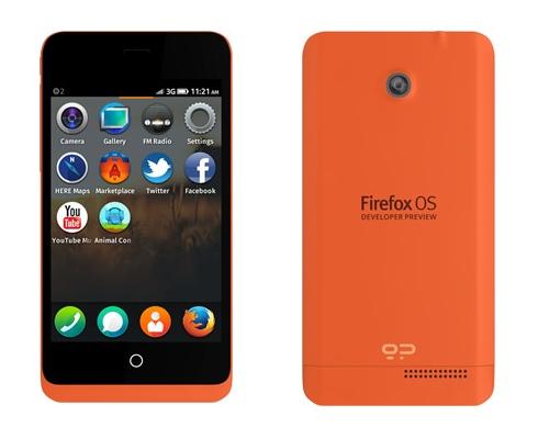 Gedacht als preisgünstiger Einstieg in Firefox OS: Geeksphone Keon