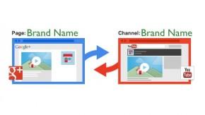 So geht's: YouTube-Firmenkonto mit Google+-Seite verlinken