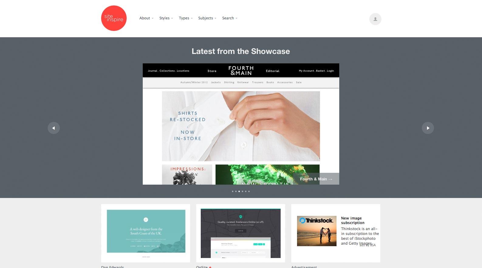 Web Designer Website Ideas