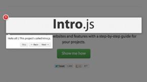 Webseiten-Elemente mit Javascript fokussieren und erklären