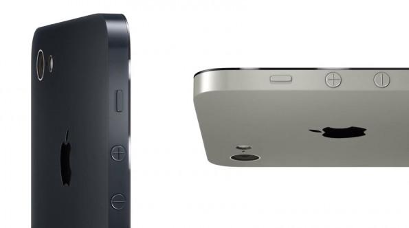 Das iPhone-6-Konzept kommt im schicken Unibody-Gehäuse daher.