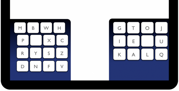 Kalq-Tastaturbelegung