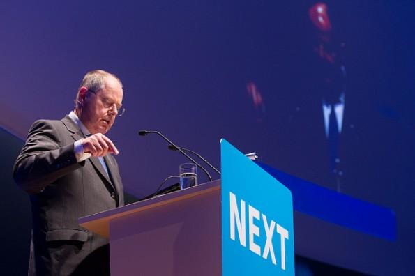 Peer Steinbrück NEXT 2013