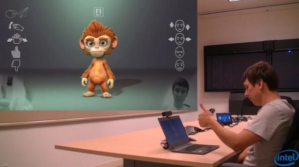 MoogiMoko: Das Virtuelle Haustier erinnert an ein Tamagotchi und kann unter anderem Stein-Schere-Papier mit dem Nutzer spielen.