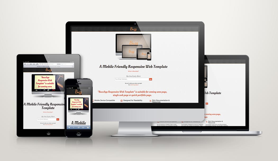 Responsive Design: Zehn kostenlose Webdesign-Templates   ❤ t3n