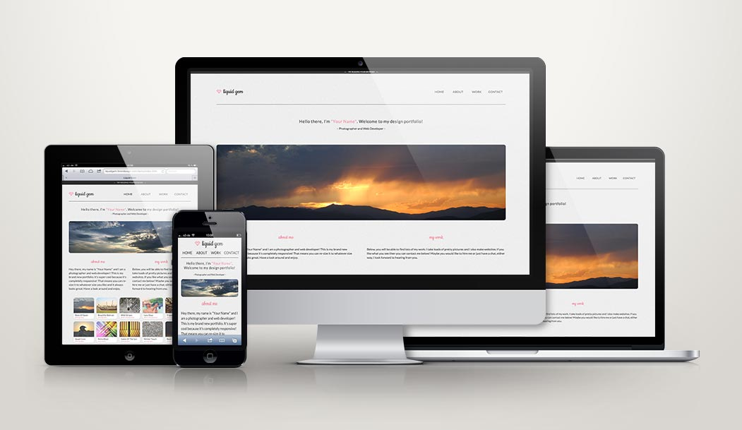 freie webseiten templates - Ideal.vistalist.co