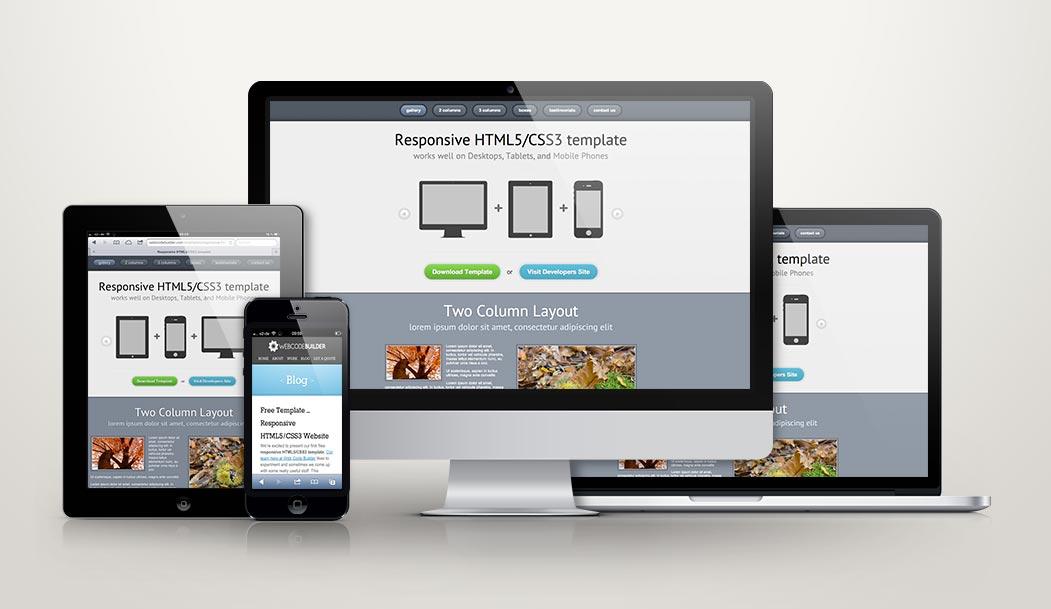 Responsive Design: Zehn kostenlose Webdesign-Templates | ❤ t3n
