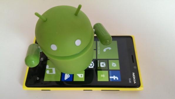 Microsoft möchte mehr und mehr Nutzer von Android zu Windows Phone bringen.