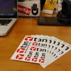 t3n-Sticker
