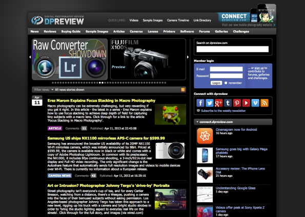 top sites bonset dpreview