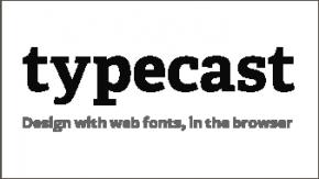 Typecast – Die Revolution der Web-Typografie [Tooltipp]