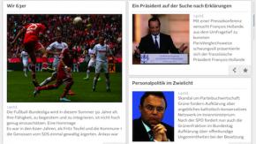 Niiu: Personalisierte Tageszeitung für iPad kostenlos testen