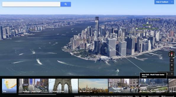 Insgesamt bietet Google Maps mehr Eye-Candy.