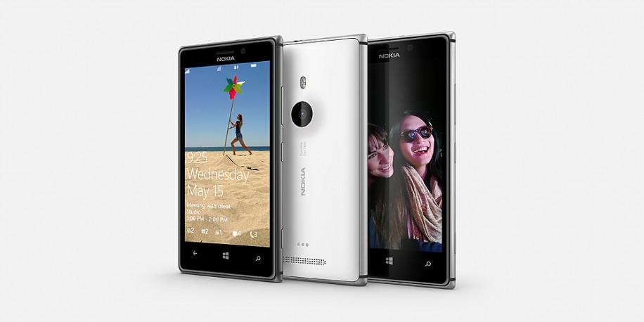 Das Nokia Lumia 925 ist noch recht frisch auf dem Markt. (Foto: Nokia)