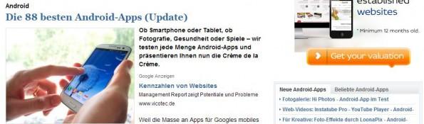 PC-Welt besten Android-Apps