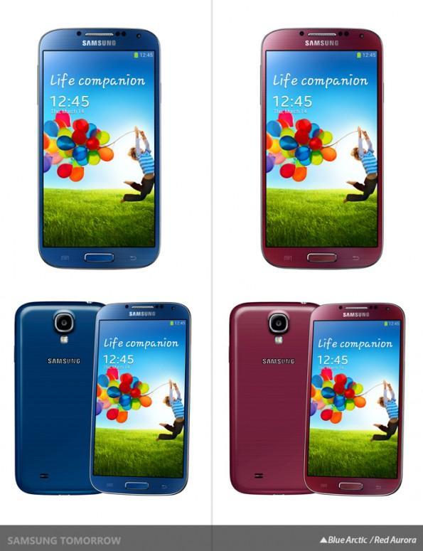 Samsung-galaxy-s4-farben