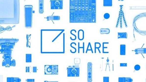 SoShare ist ein kostenloser Filesharing-Service.