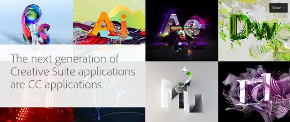Die Adobe Creative Suite bekommt keinen Nachfolger mehr, die Kunden sollen zur Creative Cloud wechseln-