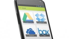 Cloudii für Android: Verwalte Dropbox, Google Drive und Co. mit einer App