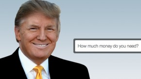 FundAnything: Kickstarter-Konkurrent von Multimillionär Donald Trump
