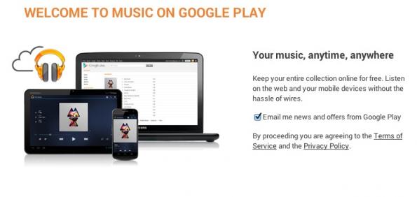 Auch die Erfahrungen mit dem Cloud-Dienst Google Music könnte sich für den Launch von Google Musik-Streaming auszahlen.