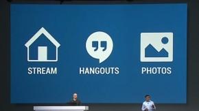 Google+ mit großem Redesign, neuen Foto-Features und Messenger [Google I/O]