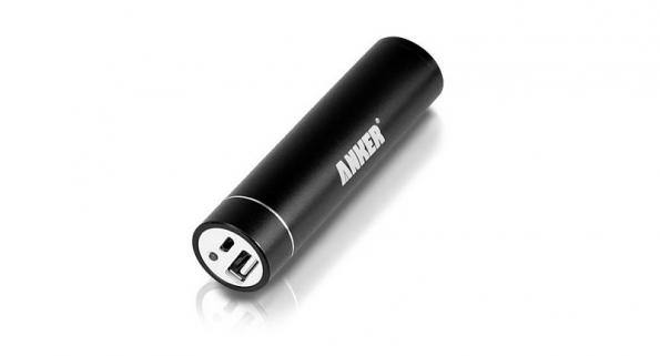 iPhone-Ladegerät Anker Astro Mini Lipstick ist mit einem Preis von 21,99 USD sehr erschwinglich. (Bild: )