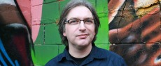 Jeremy Keith eröffnete die Beyond Tellerrand und forderte in seinem Talk ein Backup des Internets