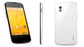 Android 4.3 Jelly Bean und weißes Nexus 4 zeigen sich erneut