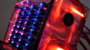"Raspberry Pi extrem: Student baut Cluster aus 32 übertakteten ""Raspis"""
